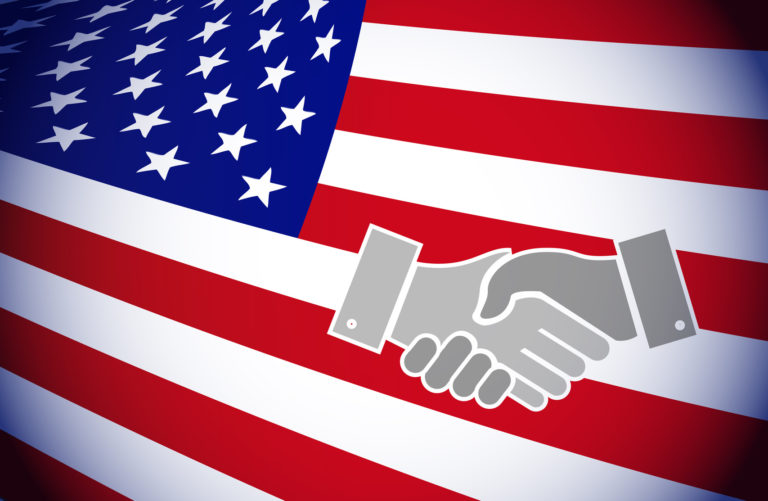 アメリカ企業との取引先調査、マーケティング調査